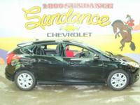 Black 2014 Ford Focus SE FWD 6-Speed Automatic with