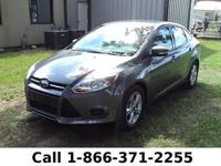 2014 Ford Focus SE Features: AM/FM/Sirius/CD/MP3 -