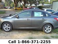 2014 Ford Focus SE Features: Keyless Entry - Tinted
