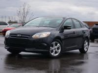Exterior Color: black, Body: Sedan, Engine: I4 2.00L,