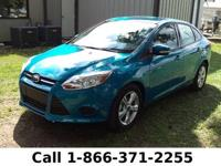 2014 Ford Focus SE Features: Flex Fuel - Microsoft SYNC