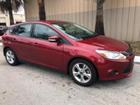 This outstanding example of a 2014 Ford Focus 5dr HB SE