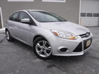 Get the BIG DEAL on this amazing 2014 Ford Focus SE at