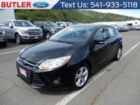 This 2014 Ford Focus  has a L4, 2.0L; FFV high output