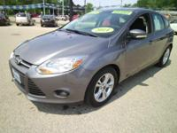 Just arrived! The Ford Focus is one of our biggest