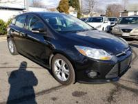 Recent Arrival! 2014 Ford Focus SE Black Carfax