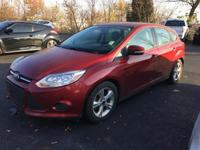 Looking for a clean, well-cared for 2014 Ford Focus?