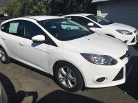 2014 Ford Focus SE. Hold on to your seats! Call and ask