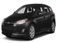Options:  2014 Ford Focus Se|*** When It Comes To