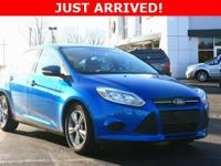 Focus Ford 2014 6-Speed Automatic with Powershift FWD