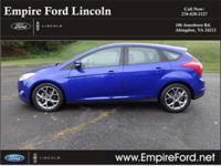 Options:  2014 Ford Focus Se|Se 4Dr Hatchback|2.0L|4