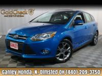 New Price! 2014 Ford Focus SE CLEAN CARFAX ONE OWNER,