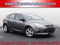 2014 Ford Focus SE in Sterling Gray Metallic, This