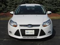 EPA 36 MPG Hwy/26 MPG City! Ford Certified, Spotless,