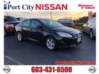Tuxedo Black 2014 Ford Focus SE FWD 6-Speed Automatic