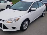 2014 Ford Focus SE 2.0L 4-Cylinder DGI DOHC 6-Speed