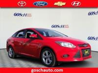 This outstanding example of a 2014 Ford Focus SE is