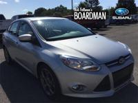 Recent Arrival! Silver 2014 Ford Focus SE FWD 6-Speed