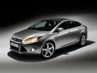 Recent Arrival! Silver 2014 Ford Focus SE FWD 5-Speed
