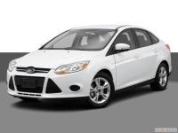 Recent Arrival! Aqua 2014 Ford Focus SE FWD 6-Speed