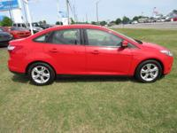 Energy-efficient and gas-sipping, this 2014 Ford Focus