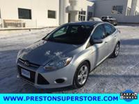 Options:  2014 Ford Focus Se|Silver|New Price! 2014