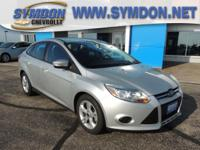 Options:  2014 Ford Focus Se|Se 4Dr Sedan|2014 Ford