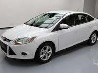 2014 Ford Focus with 2.0L I4 Engine,Cloth Seats,Cruise