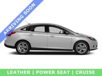 *** 2014 FORD FOCUS FOUR DOOR SE WITH ONLY 19,604 MILES