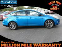 Here it is! Your lucky day! The Ford Focus is a refined