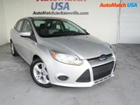 Scores 37 Highway MPG and 26 City MPG! This Ford Focus