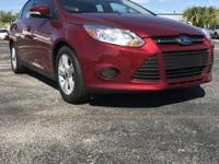Options:  2014 Ford Focus Se|Red|Looks And Drives Like
