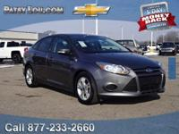 2014 Ford Focus SE. Stick shift! 5spd! HOME OF THE