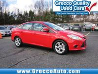 New Price! 2014 Ford Focus SE  Odometer is 3520 miles