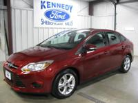 Options:  2014 Ford Focus Se|2014 Ford Focus Se Comes