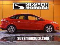 Options:  2014 Ford Focus Se|Marty Sussman Honda Is