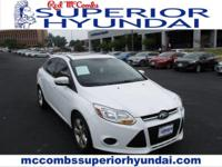 Sturdy and dependable, this Used 2014 Ford Focus SE
