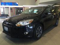 Options:  2014 Ford Focus 4Dr Sdn Se|4 Cylinder