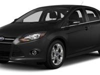 Options:  2014 Ford Focus Se|Recent Arrival! Carfax