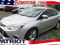 Options:  2014 Ford Focus Se|Your Satisfaction Is Our