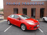 Check out this 2014 Ford Focus SE before it's too
