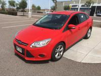 This 2014 Ford Focus SE is complete with top-features