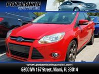 2014 Ford FocusSE. Come to the experts! Red Hot! Even