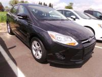 Look at this 2014 Ford Focus SE. Its transmission and
