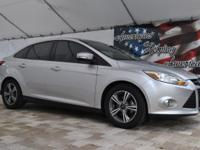 This outstanding example of a 2014 Ford Focus 4dr Sdn