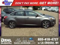 Recent Arrival! 2014 Ford Focus SE CARFAX One-Owner.