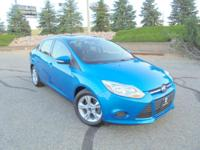 Get behind the wheel of our One Owner 2014 Ford Focus