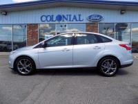 2014 Ford Focus SE!! This fully serviced, Ingot Silver