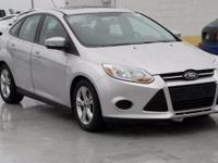 Recent Arrival! 2014 Ford Focus SE Sterling Gray