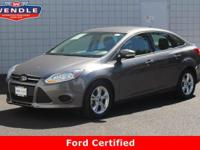 CARFAX One-Owner. *FORD CERTIFIED*, *ONE OWNER, *CLEAN